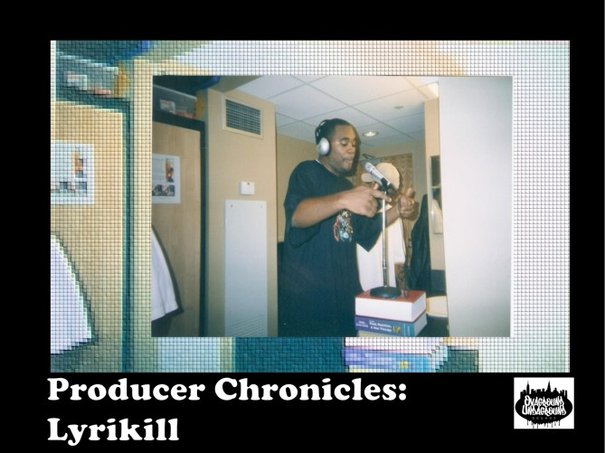 ProducerChroniclesLyrikill